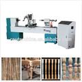 階段の親柱/手すり子マシンを作るに使用cnc木工旋盤