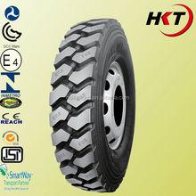 LUCKYWAY truck tyre TBR 1200R20-20 1100R20-18 BIS DOT ECE GCC REACH certification