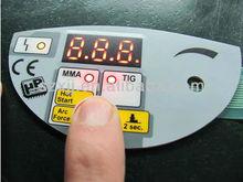 embedded LED membrane switch / keyboard / keypads