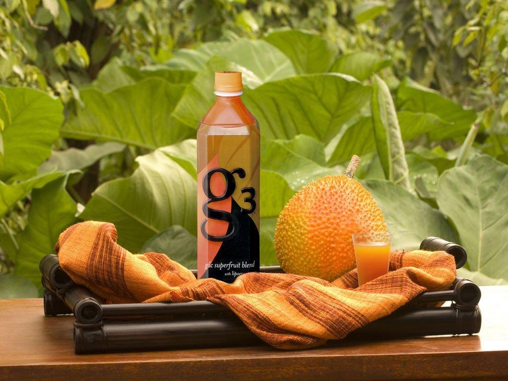 G3 Super zumo de fruta mezcla