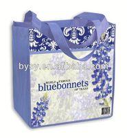 Custom-made blank printable indian jute wine bags for christmas