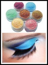 Cosmetics Pigment, Non-toxic, shining decorative effect, color richness.