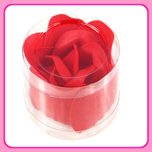 Love rose single roses Tanabata gift promotional craft gifts soap products paper soap flower wholesale