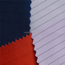 Textile Cotton/Polyester Flame Antistical Fabric