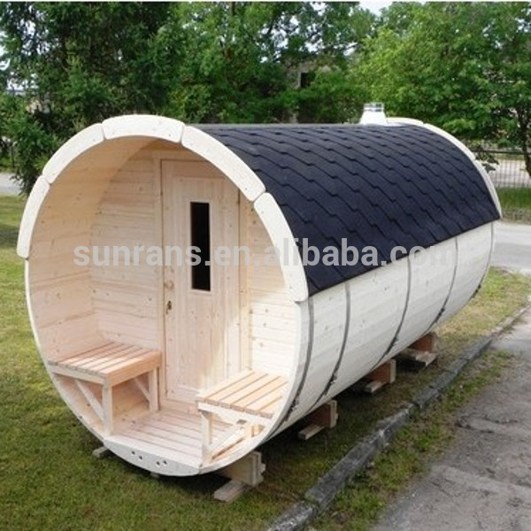 2016 new design europe fashion garden outdoor finnland pine wood barrel sauna for sale view. Black Bedroom Furniture Sets. Home Design Ideas