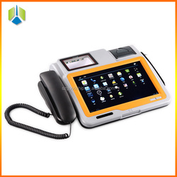 New arrival android pos machine with RK3168 ARM cortex-A9 processor ,pos machine for supermarket----Gc039B