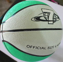 Bottom price best selling top sale all kinds of rubber basketball