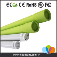 led fluorescent tube light-g13 base one end power supply 110LM/W with DLC TUV UL SAA qualified