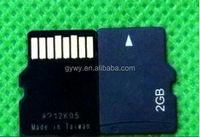 Taiwan TF/SD Card Micro tf card 2gb