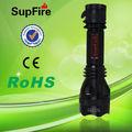 SupFire Y8 flexiable 5 linterna de regulación