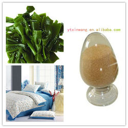 Sodium Alginate For Cotton Printing Textile Auxiliary Agents