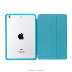 Genuine Luxury PU Stand Smart Case Cover For iPad Mini 1/2/3