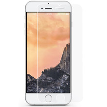 2015 New arrivel !! Mobile Phone 9h 0.33mm tempered glass screen protector for iphone 6 plus