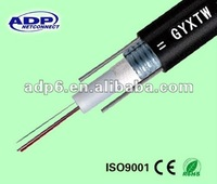 Outdoor Gyxtw 2 To 24 Cores Single Mode Fiber Optic Cable Price
