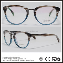 Hign Quality Fashion Eyeglasses Frames Acetate