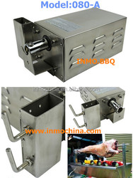 85kg Capacity Stainless Steel Electric Motor for Spit