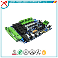 OEM electronic pcba prototype with components soldered manufacturer in China