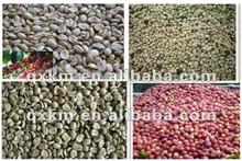 2014 nouvelle Arabica variété vert rawcoffee haricots et de traitement Type grains de café vente
