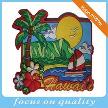 buy souvenir 3d soft embossed flexible rubber fridge magnet