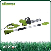 900w long handle chain saw/electric chain saw with full certificates