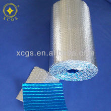 white bubble plastic insulation for building/white plastic wrap insulation