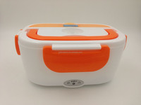 Easy taking colorful pp material KB-1002 food warmer electric lunch box