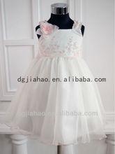 longitud hasta la rodilla barato niños simple vestidos de fiesta niñas 4 años