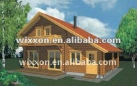 outdoor wooden house