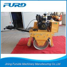 Hand Guided Small Vibratory Single Drum Roller (FYL-600C)