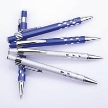 Good quality permanent twist open metal ballpoint pen