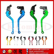 KCM114 Brake Clutch Levers CNC for Suzuki GSXR600 GSXR750 GSXR1000 GSXR 600 750 1000 Motorcycle Adjustable Lever with Adjuster