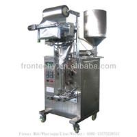 plc control viscous liquid packaging machine for liquid/paste