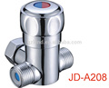 termostática quente e fria misturador de água válvula de chuveiro