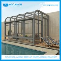 New design sun room for winter garden/glass house