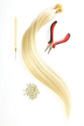 Italian glue keratin hair extension keratin hair extension