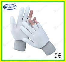 X-strong reinforced glove Thoughtful good service concept safety glove