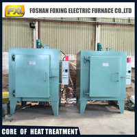 box type electric resistance furnace for metal hardening