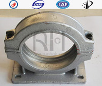 Concrete Pump parts / Forged Clamp/Coupling