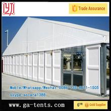 aluminium frame fire,water,sun proof canvas bell tent 850G/SQM top cover 650G/SQM sidewall