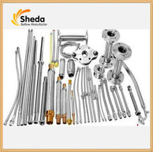 flexible steel pipe stainless steel braid hose,water pipe,made in China