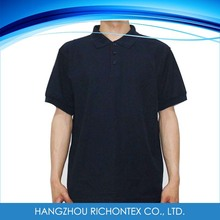 Delivery Within Ten Days Boy Black Polo Shirt Design