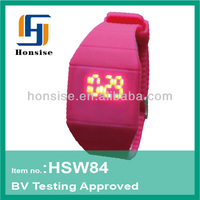 2013 Latest Digital Watch Silicone LED Touch Screen Watch
