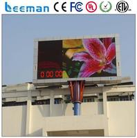 led outdoor commercial advertising screen monitor p10 outdoor full color led billboard led digital sign display