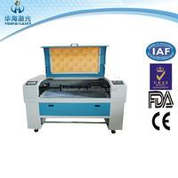 Huahai laser co2 stone used amada laser cutting machine
