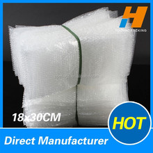 18*30cm Clear Bubble Pack Plastic Pe Bag for Fragile Things