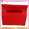 Red Small Felt Bags Carrying Cupcake Felt Bags