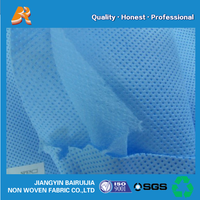 medical spunbond pp non woven fabric operating coat fabric