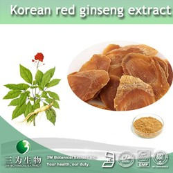 Top Quality Korean red ginseng Root extract,Korean red ginseng Root Powder