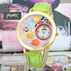 creative hand 3D three-dimensional table watch,christmas watch promotional gift