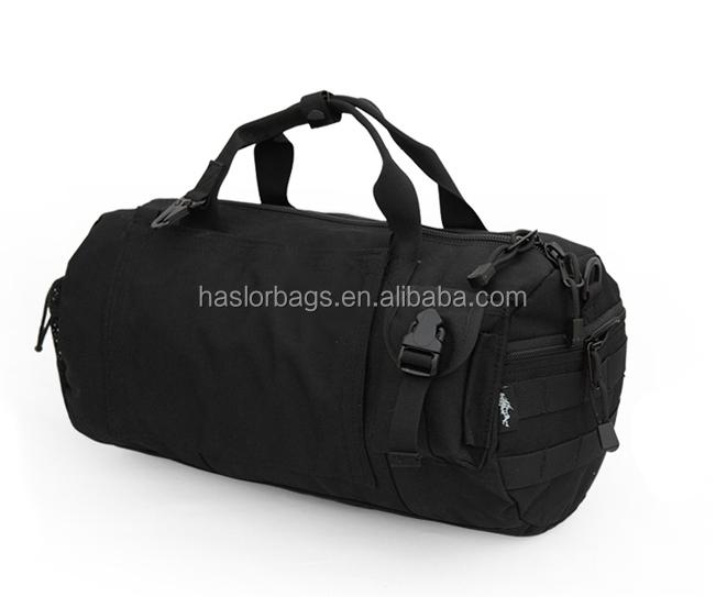 Nouvelle conception militaire voyage sac / sac de sport avec des prix d'usine